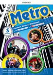 Metro Starter Student Book And Workbook Pack