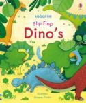 Flip flap dino's