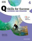 Q Skills For Success Level 4 Listening & Speaking Student Book With Iq Online