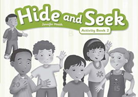 Hide And Seek Level 2 Activity Book + Audio Cd