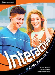 Interactive Level3 Class Audio CDs (3)
