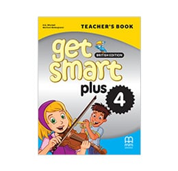 Get Smart Plus 4 Teacher's Book British Edition
