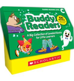 Buddy Readers: Level C (Class Set)