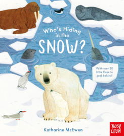 Who's Hiding in the Snow? (Novelty Book)