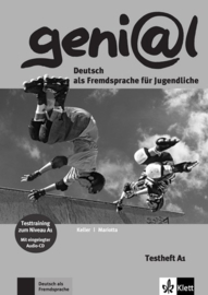 geni@l A1 Testheft met Audio-CD