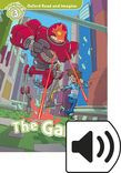 Oxford Read And Imagine Level 3 The Game Audio