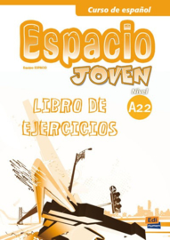 Espacio joven A2.2 - Libro de ejercicios