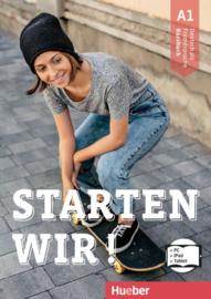 Starten wir! A1 Interactief Digitaal Studentenboek