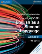 Cambridge IGCSE® English as a Second Language Fifth edition Workbook