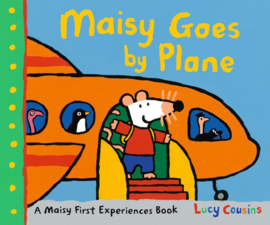 Maisy Goes By Plane (Lucy Cousins)