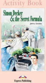 Simon Decker & The Secret Formula Activity Book