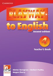 Playway to English Second edition Level4 Teacher's Book