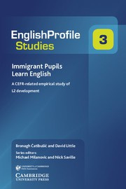 Immigrant Pupils Learn English Paperback