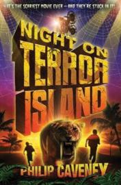 Night on Terror Island (Philip Caveney) Paperback / softback