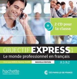 Objectif Express 1 A1-A2 - Le monde professionnel en français