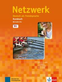 Netzwerk B1 Studentenboek met 2 Audio-CDs