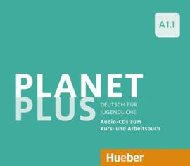 Planet Plus A1.1 2 Audio-CDs bij het Studentenboek 1 Audio-CD bij het Werkboek
