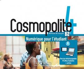 Cosmopolite 4 : Manuel numérique élève (carte)