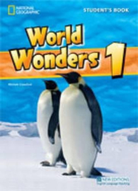 World Wonders 1 Student's Book with Audio Cd (1x)