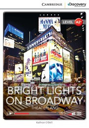 Bright Lights on Broadway: Theaterland