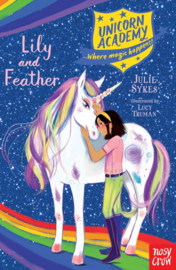 Unicorn Academy: Lily and Feather (Paperback)