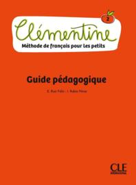 Clémentine - Méthode de français pour les petits - Niveau 2 - Guide pédagogique