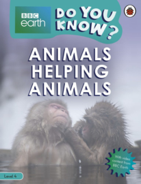 Do You Know? – BBC Earth Animals Helping Animals