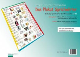 Plakat Sprichwörter Übungsheft en 1 Plakat