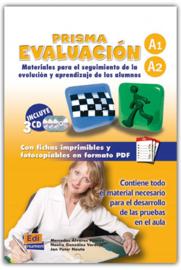 Prisma Evaluación A1 / A2. Estuche CD