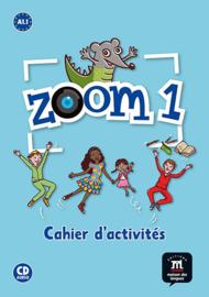 Zoom 1 – Cahier d'activités FLE + CD audio