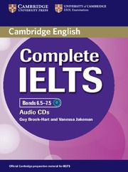 Complete IELTS Bands6.5-7.5C1 Class Audio CDs (2)