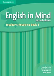 English in Mind Second edition Level2 Teacher's Resource Book