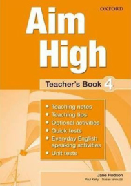 Aim High: Level 4: Teacher's Book