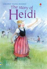 The story of Heidi + Audio CD