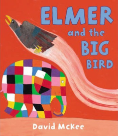 Elmer and the Big Bird (David McKee) Paperback / softback