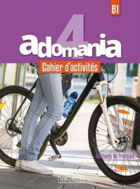 Méthode de français Adomania 4 B1 - Cahier d'activités