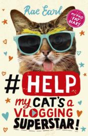 #help: My Cat's A Vlogging Superstar! (Rae Earl)