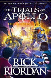 The Burning Maze (the Trials Of Apollo Book 3) (Rick Riordan)