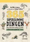 365 Superslimme dingen die je moet weten voor je 13 wordt - kalender 2022 (Mathilda Masters)