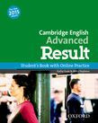 Cambridge English: Advanced Result Student's Book And Online Practice Pack