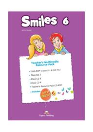 Smiles 6(pal) Teacher's Multimedia Resource Pack(set Of 5) (international)