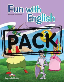 Fun With English 2 Primary Student's Pack With Multi-rom