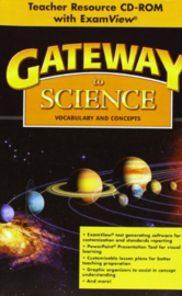 Gateway To Science Examview Cd-rom (x1)