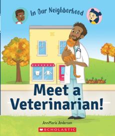 Meet a Veterinarian
