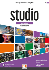 STUDIO intermed. Student's Book + e-zone
