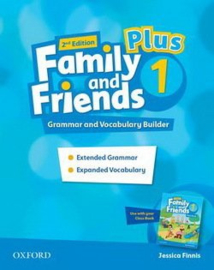 Family & Friends 2e Plus 1 Builder Book