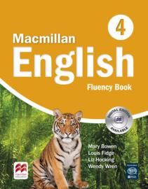 Macmillan English Level 4 Fluency Book