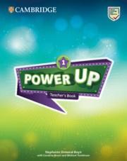 Power Up Level1 Teacher's Book