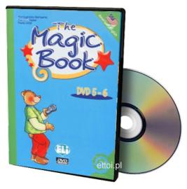 The Magic Book 5-6 Dvd