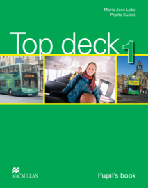 Top Deck Level 1 Pupil's Book